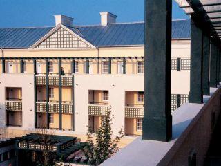Urlaub Serris im Aparthotel Adagio Marne la Vallée Val d'Europe