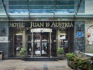 Urlaub Valladolid im Silken Juan de Austria