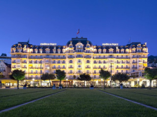 Montreux im Fairmont Le Montreux Palace