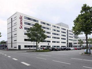 Aalborg im Scandic Aalborg City