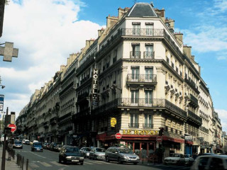 Paris im Plaza Opéra