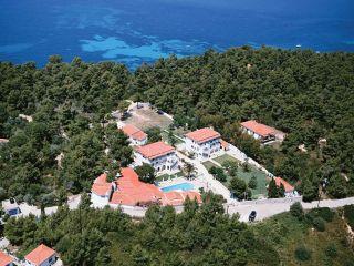 Vromolimnos im Villa Christina