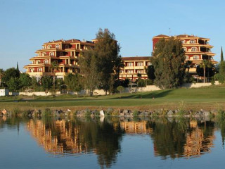 Urlaub Badajoz im Hotel ILUNION Golf Badajoz