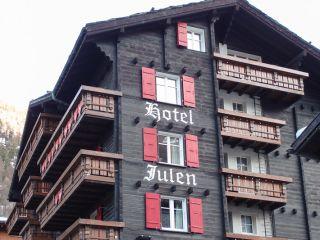 Zermatt im Romantik Hotel Julen