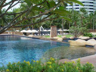 Urlaub Jomtien Beach im Jomtien Palm Beach Hotel & Resort