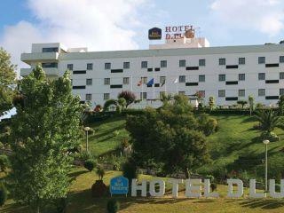 Urlaub Coimbra im Hotel D. Luís