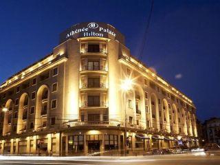 Bukarest im Athénée Palace Hilton Bucharest
