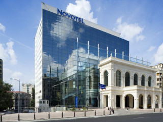 Bukarest im Novotel Bucharest City Centre