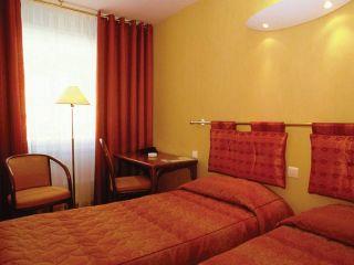 Lyon im Hotel Axotel Lyon Perrache