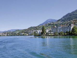 Montreux im Eden Palace au Lac