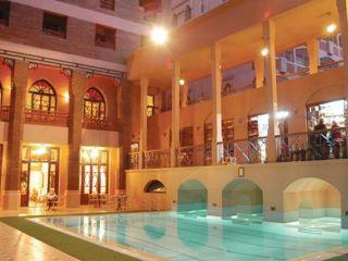 Marrakesch im Oudaya Hotel