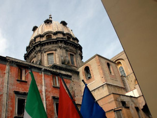 Neapel im Caravaggio Hotel