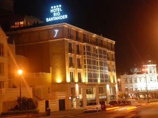 Urlaub Santander im Silken Río Santander