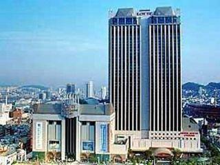 Busan im Lotte Hotel Busan