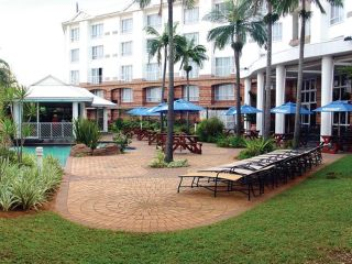 Durban im The Riverside Hotel