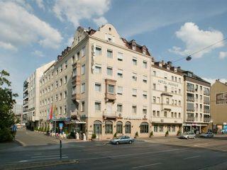 Urlaub Nürnberg im Ringhotel Loew's Merkur