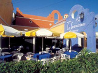 Playa del Carmen im Hotel Las Golondrinas
