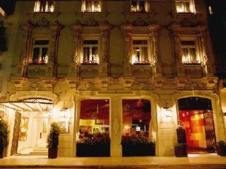 Buenos Aires im Hotel Bel Air