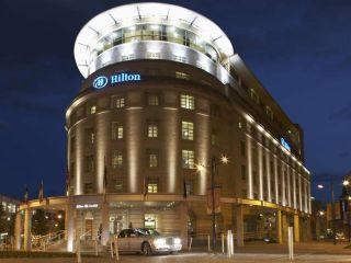 Cardiff im Hilton Cardiff