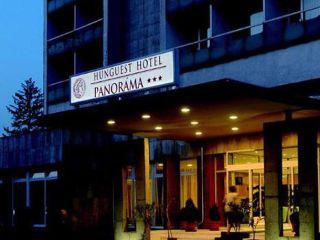 Urlaub Heviz im Hunguest Hotel Panorama