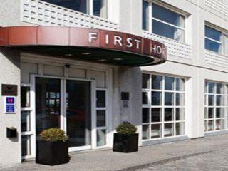 Aalborg im First Hotel Aalborg