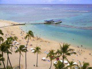 Urlaub Waikiki im Hilton Hawaiian Village Waikiki Beach Resort