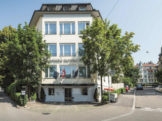 Urlaub Zürich im Sorell Hotel Rex