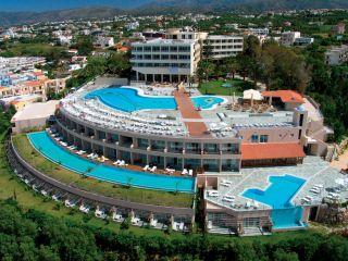 Urlaub Kato Galatas im Hotel Panorama