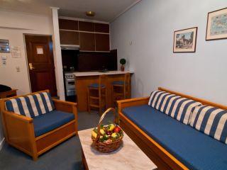 Urlaub Glyfada im Oasis Hotel - Apartments