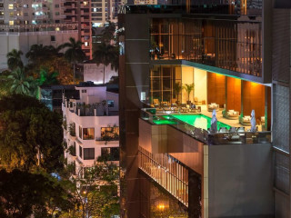 Panama City im Waldorf Astoria Panama