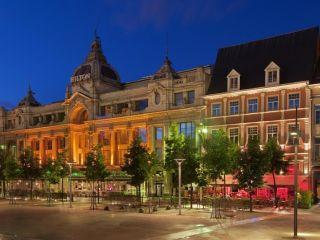 Urlaub Antwerpen im Hilton Antwerp Old Town