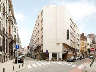 Urlaub Brüssel im NH Brussels Stéphanie