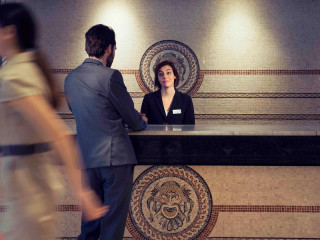 Lyon im Mercure Lyon Centre Saxe Lafayette Hotel