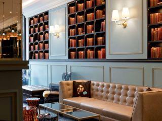 Genf im Hotel Rotary Geneva - MGallery by Sofitel