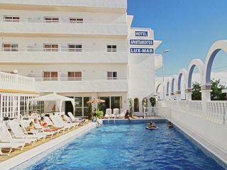 Urlaub Ibiza-Stadt im Aparthotel Lux Mar & Apartamentos Panoramic & Apartamentos Tropical Garden