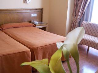 Jerez de la Frontera im Hotel Doña Blanca