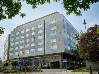 Warschau im Regent Warsaw Hotel