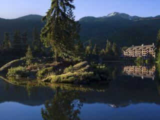 Urlaub Whistler im Nita Lake Lodge