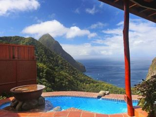 Soufriere im Ladera Resort