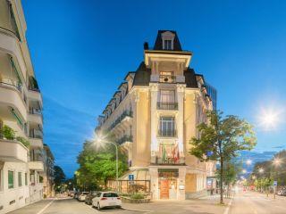 Lausanne im Best Western Plus Hôtel Mirabeau Lausanne