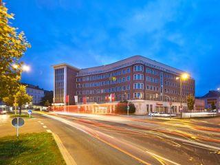 Urlaub Dortmund im Novum Hotel Unique Dortmund