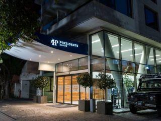 Urlaub Providencia im abba Presidente Suites Santiago