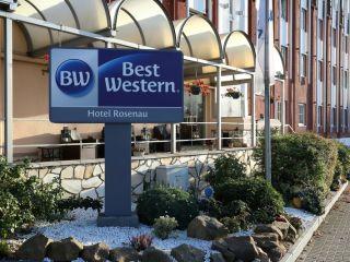 Bad Nauheim im Best Western Rosenau