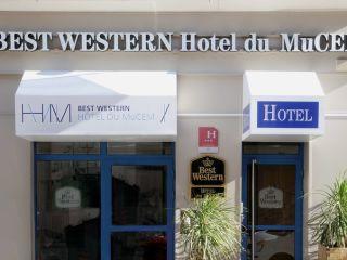 Urlaub Marseille im Best Western Hôtel du Mucem