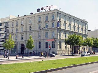 Urlaub Angers im Best Western Hotel d'Anjou