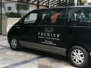 Kapstadt im Premier Hotel Cape Town