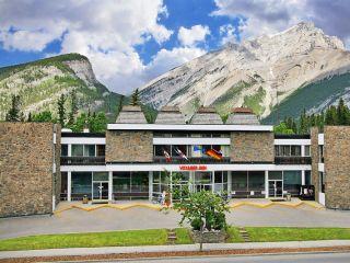 Banff im Banff Voyager Inn