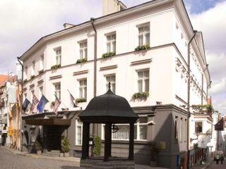 Tallinn im Hotel St.Petersbourg