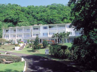 Morne Rouge Bay im Siesta Hotel