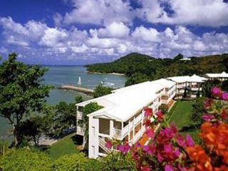 Gros Islet im St James's Club Morgan Bay